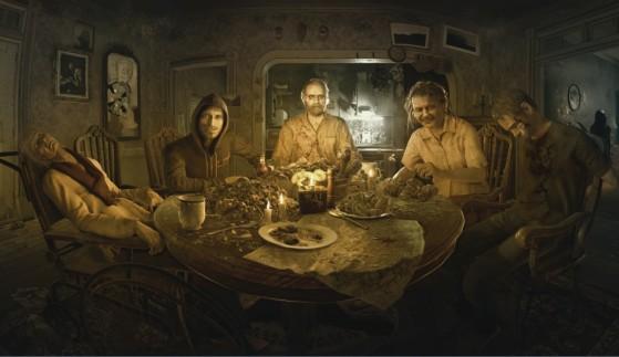 Resident Evil 7. - Resident Evil Village