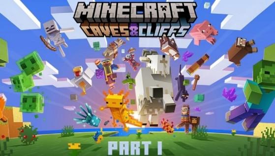 Minecraft 1.17: Todas las novedades de la primera parte de la actualización Caves and Cliffs