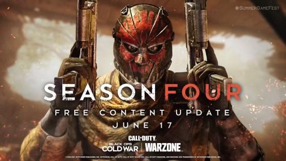 Warzone Cold War: El tráiler de la Temporada 4 viene con cambios para el mapa, más armas y Hijacked