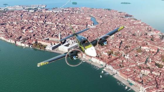 E3 2021 - Microsoft Flight Simulator llegará muy pronto a consolas y con una expansión gratis lista