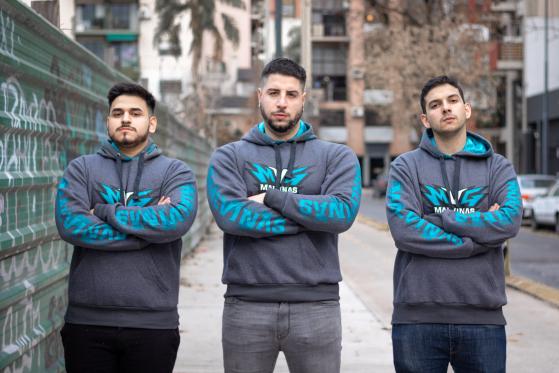CSGO: Malvinas Gaming presenta su nuevo quinteto para las competencias