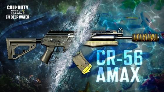 CoD Mobile: La CR-56 AMAX de Modern Warfare es lo más roto de la Temporada 5. ¡Mata de dos balas!