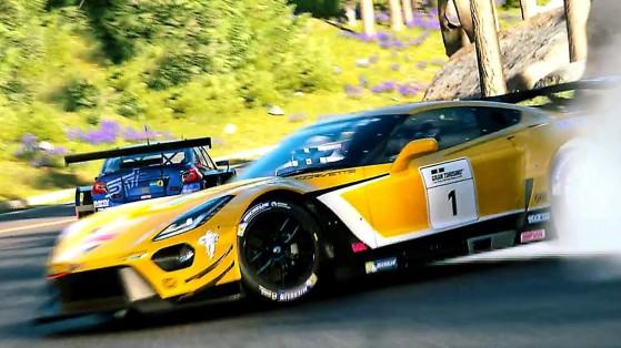 Gran Turismo 7: Aparece por sorpresa una beta en PlayStation Experience, aunque aún no está activada