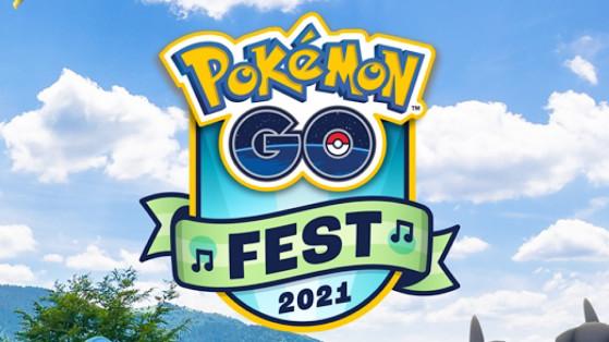 Pokémon GO FEST: El regreso de todos los Pokémon legendarios con un día de incursión especial