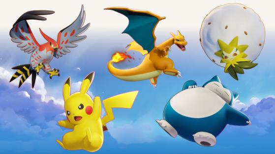 Pokémon Unite: ¿Qué Pokémon gratis he de elegir en mis primeras partidas?