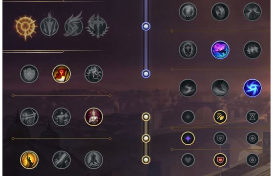 Runas para Ashkan Mid - League of Legends