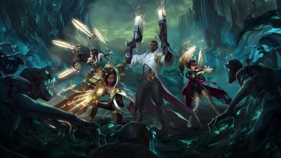 Wild Rift Parche 2.4: Akshan y un montón de nuevos objetos para revolucionar el juego