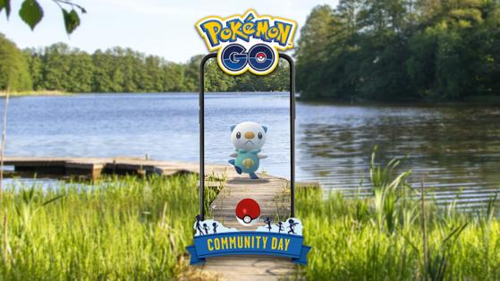 Pokémon GO: Oshawott será el Pokémon estrella del Día de la Comunidad Pokémon GO en septiembre