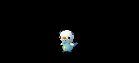 Oshawott - Pokémon GO