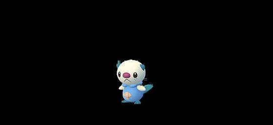 Oshawott brillante - Pokémon GO