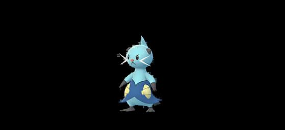 Dewott - Pokémon GO