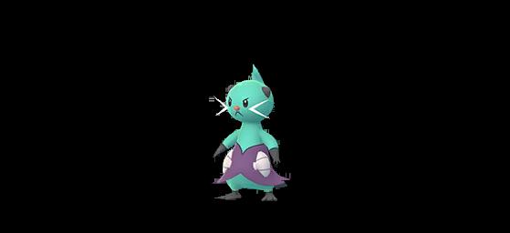 Dewott brillante - Pokémon GO