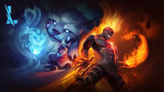 Wild Rift: Riot pone fecha a los estrenos de Nunu y Brand con el nuevo evento Escarcha y llama