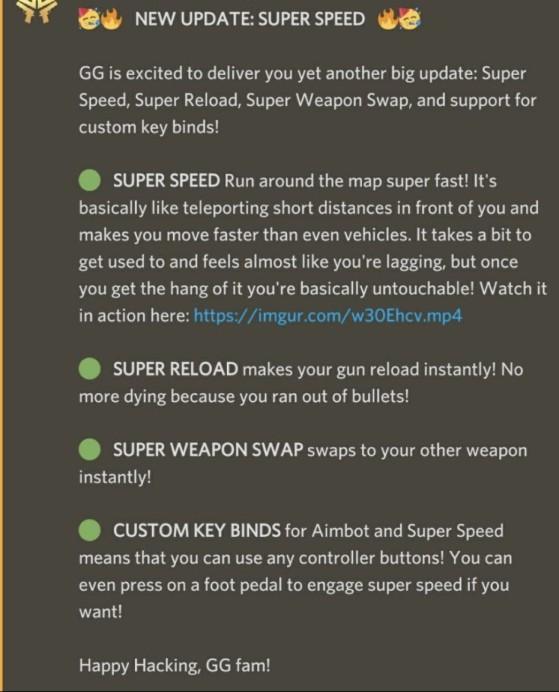 Así anunció este hacker sus nuevos 'productos' - Call of Duty Warzone