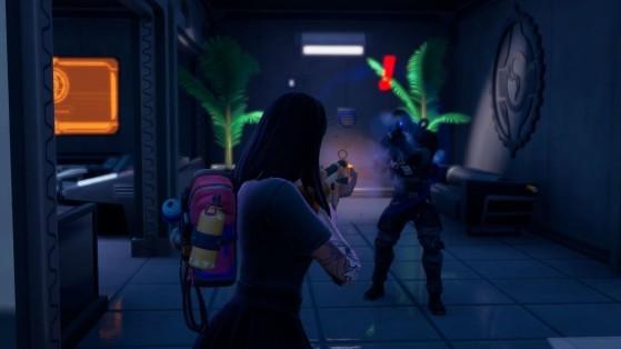 Fortnite: Elimina Guardias de la OI, desafío de Charlotte en la temporada 8