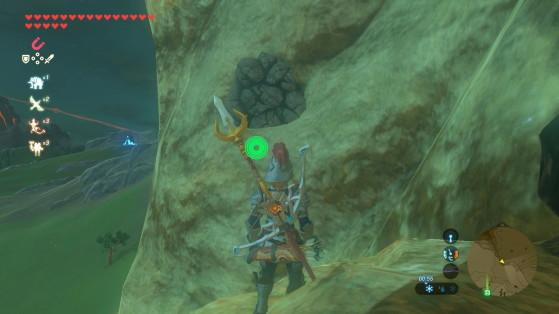 Zelda BotW, todos los santuarios: Norahma