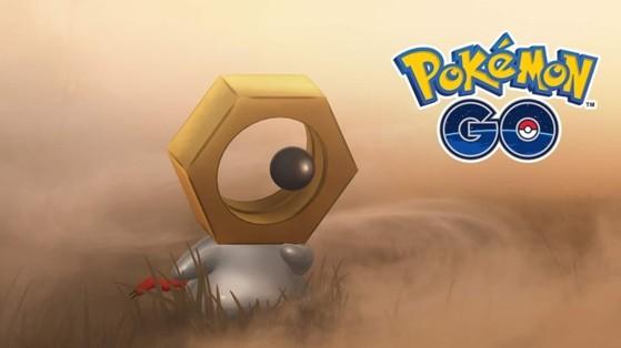 Pokémon GO: La misión de Meltan