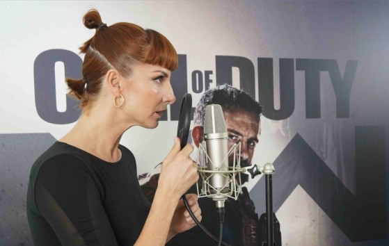 Najwa Nimri será Kate Laswell en Call of Duty: Modern Warfare