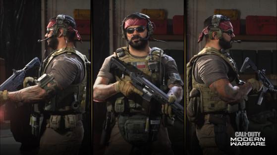 Call of Duty Modern Warfare: Las mejores clases multijugador multiplataforma