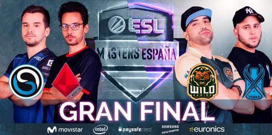 Madrid acogerá las finales de la sexta temporada de ESL Masters de CS:GO