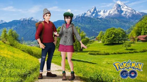 Pokémon GO: Nueva ropa de Galar disponible de forma gratuita