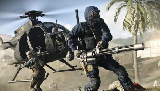 Call of Duty: Modern Warfare estrena tráiler de la temporada 1