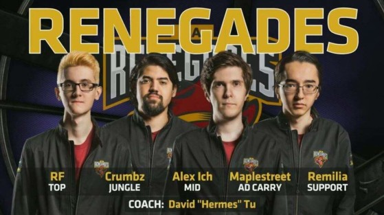 Pese a la mala praxis del club, el roster de Renegades es uno de los más carismáticos de la historia de Norteamérica. - League of Legends