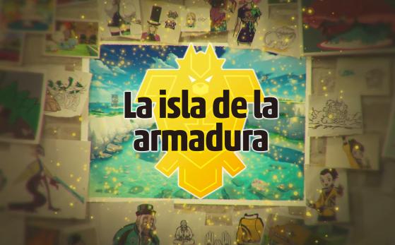 Pokémon Espada y Escudo: primer DLC, la Isla de la Armadura, expansión