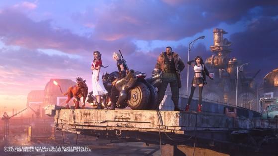 Final Fantasy 7 Remake: Así han cambiado todos sus personajes principales y secundarios