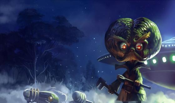 LoL: El Heimerdinger jungla que cambió la historia del League of Legends