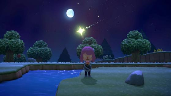 Animal Crossing New Horizons: estrellas fugaces, ¿cómo obtener fragmentos de estrellas?
