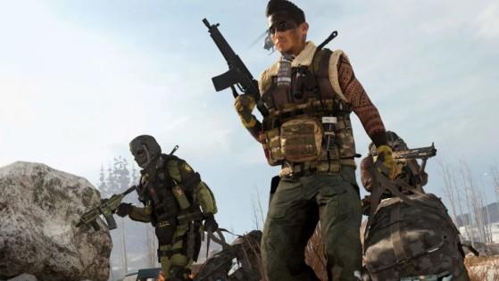 Call of Duty: Warzone - Dúos, escuadrones y muchos más modos están por llegar