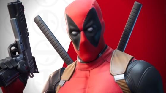 Fortnite Desafío Deadpool: encuentra las 2 pistolas de Deadpool
