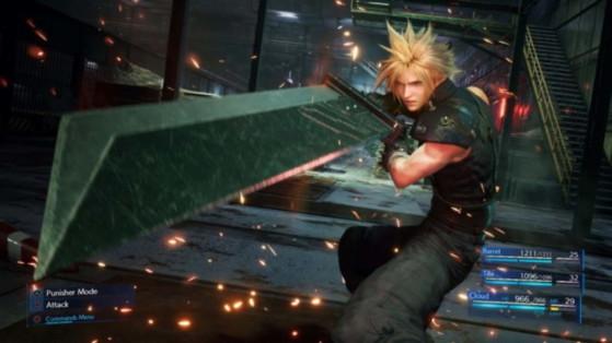 Final Fantasy VII Remake: Guía completa de Cloud Strife con técnicas y habilidades