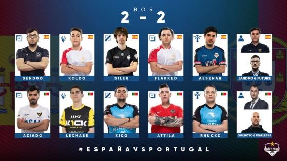 LoL: España vs Portugal, mejores momentos del Derby Ibérico de League of Legends