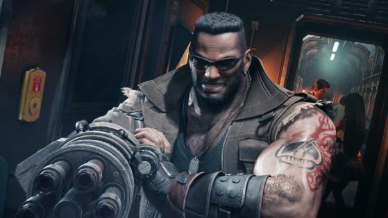Final Fantasy VII Remake: las armas de Barret, dónde encontrarlas y mejorarlas