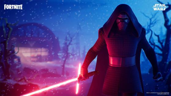 Fortnite: El lobby de Star Wars está de vuelta con #MayThe4thBeWithYou