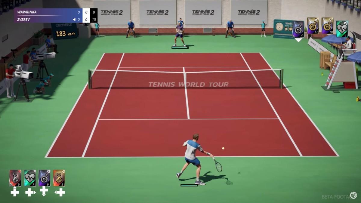 Tennis World Tour 2 anunciado oficialmente, ¿tendremos un juego de ...