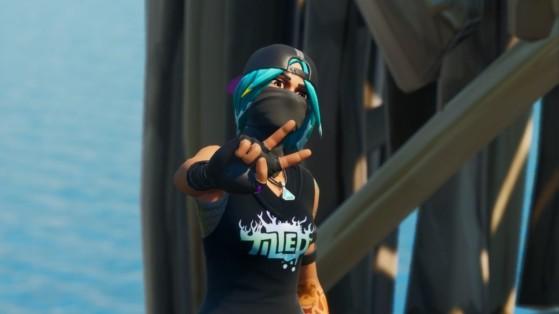 Fortnite FNCS: Moqii se convierte en la primera mujer en ganar una ronda importante