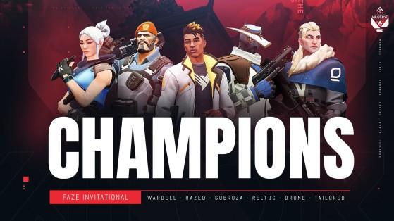Valorant: TSM gana el primer gran torneo americano a pesar del MVP de la Overwatch League