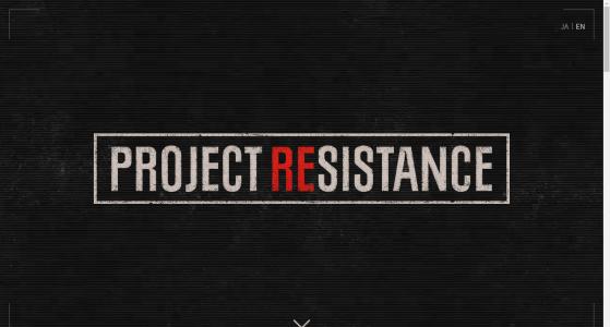 Project REsistance ¿el nuevo Resident Evil?