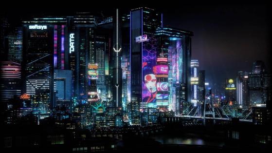 Cyberpunk 2077: Mapa completo de Night City, ubicaciones, distritos y zonas