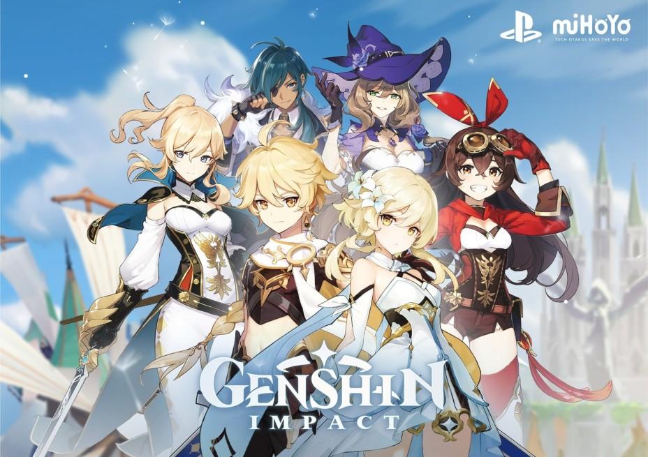 Genshin Impact Como Descargar Gratis En Ps4 Pc Ios Y Android El Rpg Al Estilo Zelda De Moda Millenium