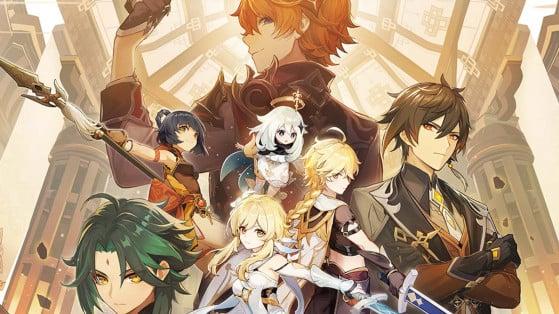Genshin Impact: Tier List de los mejores personajes del juego