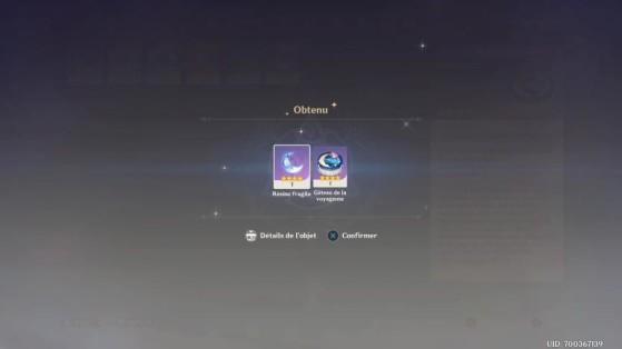 ¡Aquí está, mi regalo! - Genshin Impact