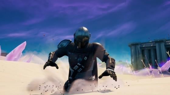Fortnite - Temporada 5: Arenas movedizas, la nueva sorpresa que llega para esconderse o moverse