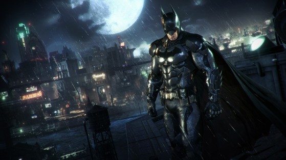 Batman Arkham Knight recibe una nueva actualización con contenido gratis cinco años después