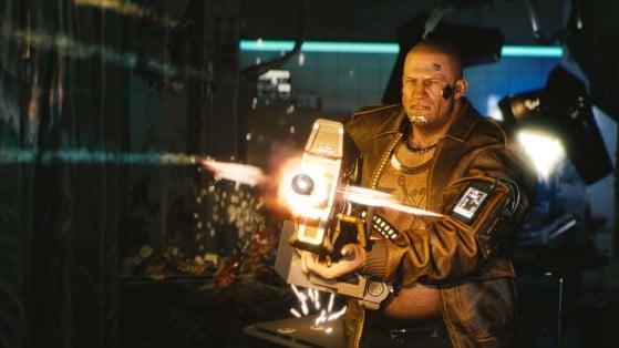 Guía Cyberpunk 2077: Cómo enfundar tu arma y guardar tu pistola cuando quieras