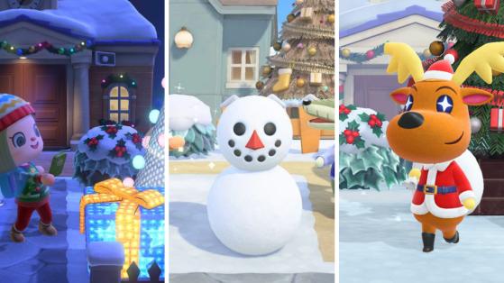 Animal Crossing New Horizons: 10 cosas que no puedes perderte en diciembre