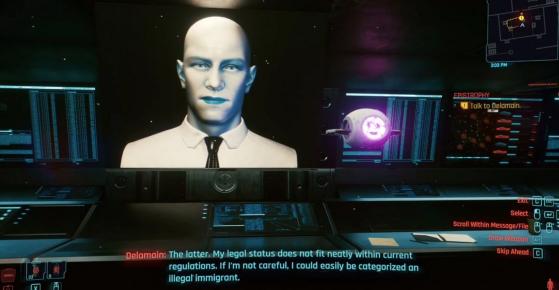 Cyberpunk 2077: Cómo encontrar la referencia secreta de Portal en Night City
